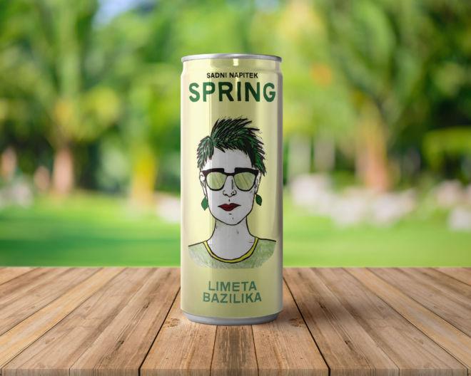 Spring embalaža