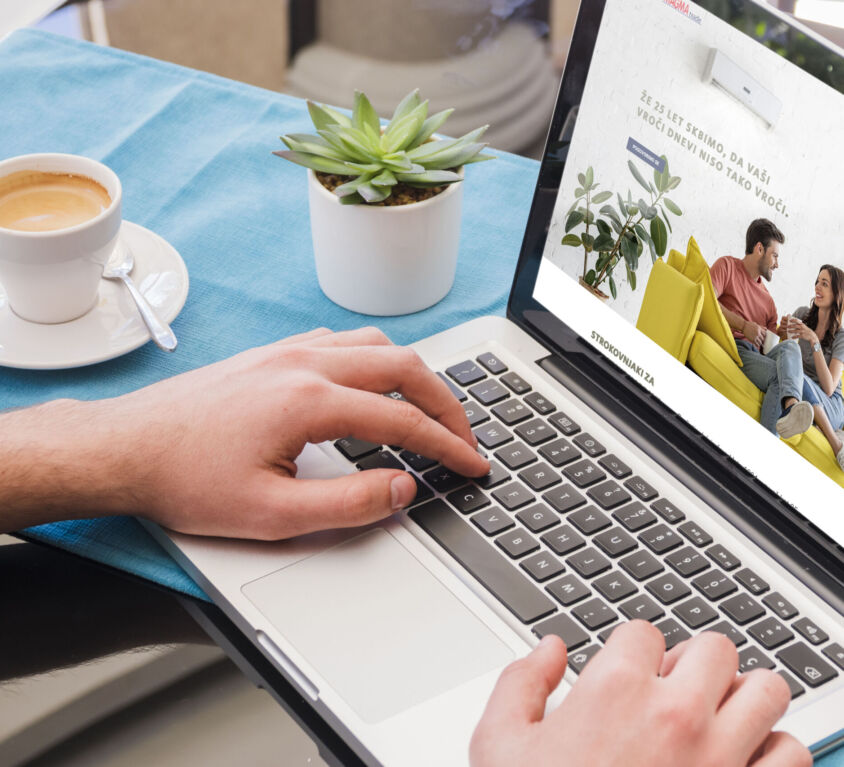 Prenova spletne strani